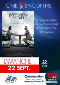 "Projection du film ""Interview avec Dieu"""