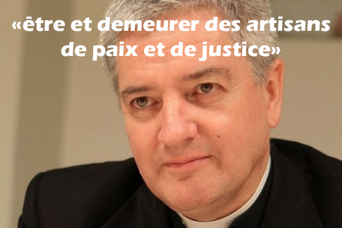 Mgr Marc Aillet Diocese Bayonne 64 Charlie Hebdo Eveque Eglise Attentat Communique France